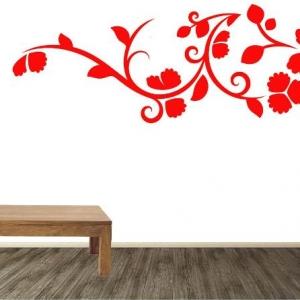 arabesco rojo