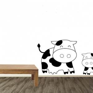 Vinilo de vacas