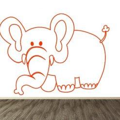elefante cartoon