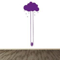 Nube columpio