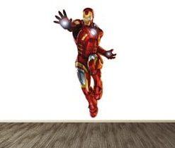 Iron Man vinilo
