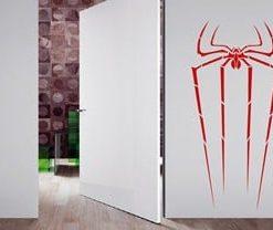 vinilo decorativo araña