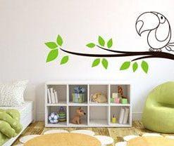adhesivos decorativos cali para paredes de tucán