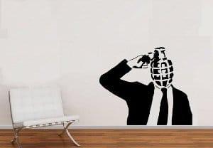 vinilos-decorativos-bogota-stencil-cabeza-de-granada