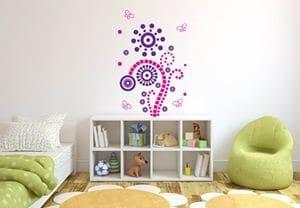 vinilos-decorativos-bogota-flores-abstractas - copia