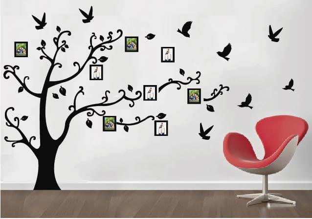 Vinilo decorativo rbol con fotos creando vinilos decorativos medellin vinilos decorativos - Vinilos decorativos arboles ...
