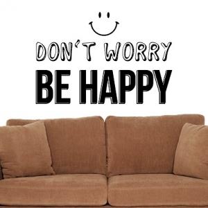vinilos-decorativos-bogota-dont-worry-be-happy