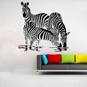 vinilos-decorativos-medellin-cebras-bebiendo-copia