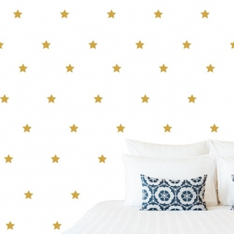 Vinilo Decorativo Textura Estrellas