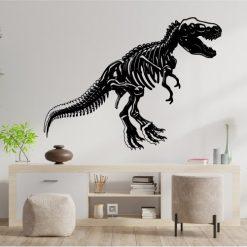 vinilos decorativos esqueleto de Dinosaurio